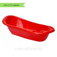 Ванночка для купания детская АЛ-пластик ассорти