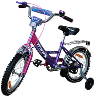 Велосипед двухколёсный Марс 16''