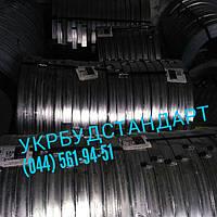 Полоса стальная оцинкованная 25х2