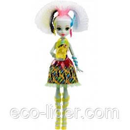 """Кукла """"Высоковольтная Фрэнки"""" из м / ф """"Под напряжением"""" Monster High"""