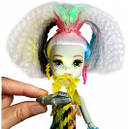 """Кукла """"Высоковольтная Фрэнки"""" из м / ф """"Под напряжением"""" Monster High, фото 2"""