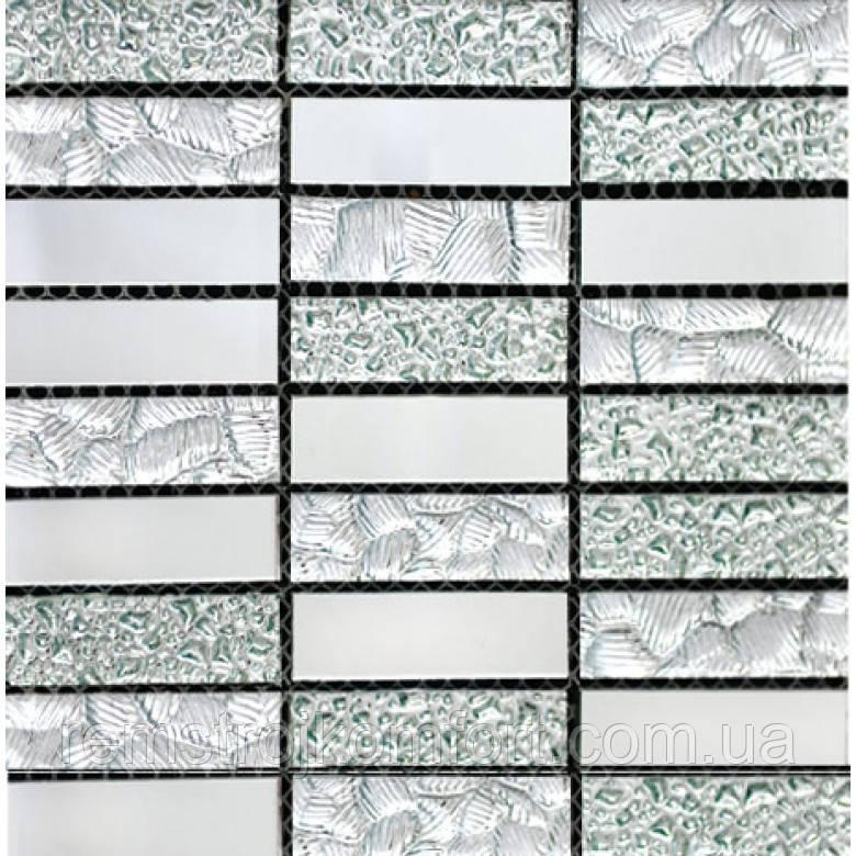 Мозаика Vivacer Декор Mix HL200 30x30/4.7x1.5