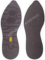 Резиновая подошва/след для обуви BISSELL BL-23, цв.#5 коричневый, размер 42-43