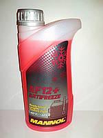 Антифриз   Mannol Antifreeze AF12+ -40°C 1L