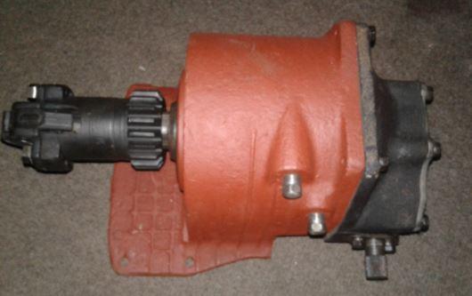 Редуктор пускового двигателя МТЗ, Д-240