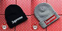 Шапка Supreme большое лого в 2-х цветах