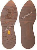 Резиновая подошва/след для обуви BISSELL BL-23, цв.#6 карамель, размер 42-43