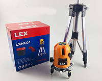 Лазерный уровень нивелир лазер LEX LXNL01