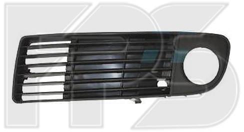 Решетка бампера Audi A6 00-01, правая (FPS)