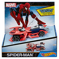 Большая машинка Hot Wheels Marvel Spider Man Vehicle