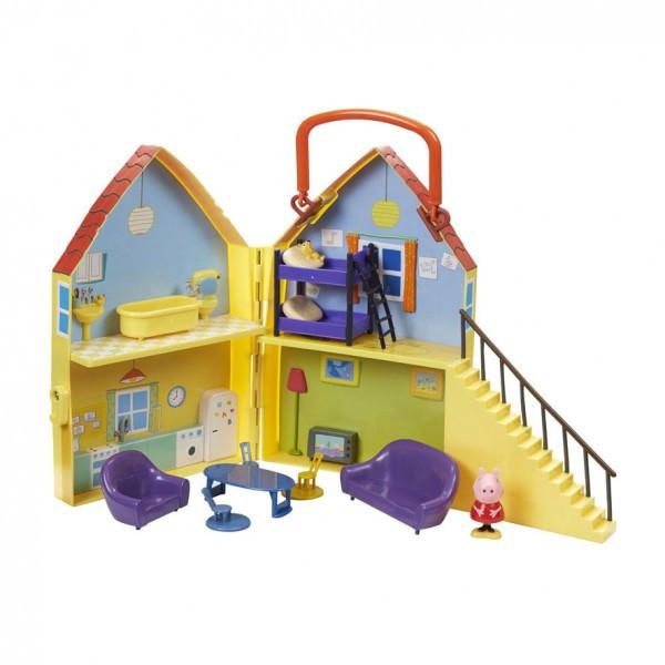 Игровой набор Пеппы Загородный домик Peppa Pig Toy Options 208305