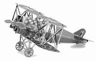 Металлический 3D конструктор Fokker Фоккер