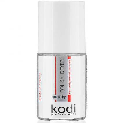 Сушка-закрепитель для лака Kodi Professional, 15 мл., фото 2