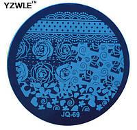 Диск для стемпинга JQ - 69