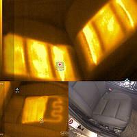 Ремонт подогрева сидений