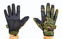 Перчатки тактические с закрытыми пальцами MECHANIX WEAR BC-4698-HG