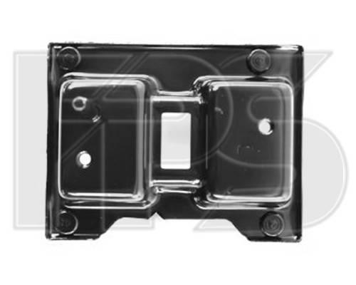 Крепеж заднего бампера Hyundai Elantra HD 06-10 правый (FPS) 866422H000, фото 2