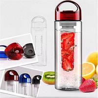 Бутылочка для фруктов и воды 700 мл