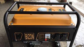 Бензиновый генератор BIZON R3000ES (2.5-2.8 кВт., электростартер)