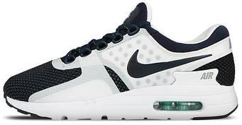 "Женские кроссовки Nike Air Max Zero ""White/Blue"""