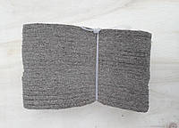 Стелька для обуви войлочная 7 мм, размер 37- 48 (упаковка 10 пар), фото 1