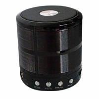Портативная bluetooth колонка MP3 плеер WS-887
