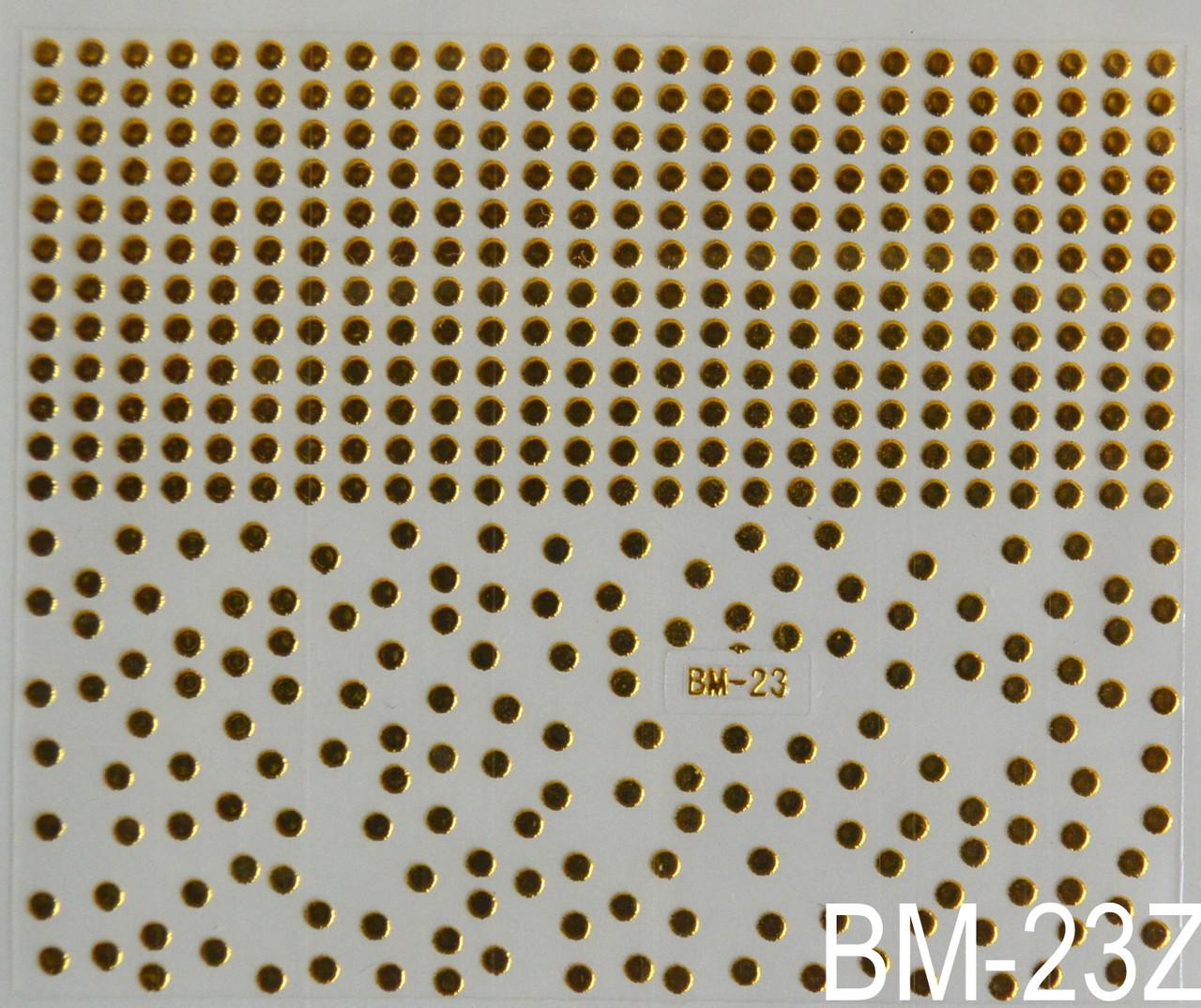Наклейка на клеевой основе BM-23Z