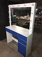 Стол для визажиста с подсветкой V182