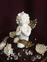 Ангел Молящийся, золото