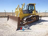 Бульдозер Komatsu D65E-12 (2007 г)