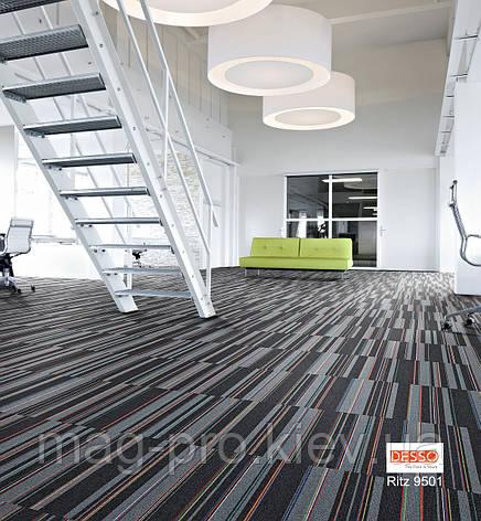 Дизайнерская ковровая плитка  DESSO RITZ, фото 2