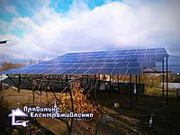 Сонячна електростанція 30 кВт, м. Дунаївці, Хмельницька обл.