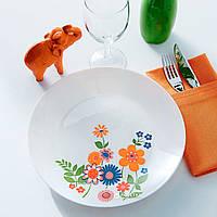 """Сервиз столовый стекло 12 предметов """"Arcopal Celena"""" L4973 / 34986"""