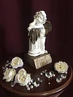 Ангел На колонне, золото