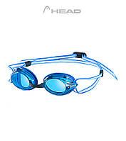 Head Venom (Blue) - стильные очки для плавания, фото 1