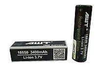 Аккумулятор для электронных сигарет 18650 AWT 3400 mAh