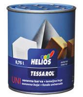 Алкидный Грунт HELIOS TESSAROL UNI - Грунт для оцинкованного металла