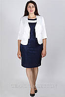 Платье + жакет - PL1-781