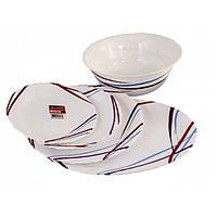 """Сервиз столовый стекло 26 предметов """"Luminarc.Arcopal Malie"""" 67922 / L7793"""