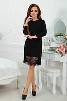 c4e6db0c1e9 LILIT ODESSA оптово-розничный магазин женской одежды. г. Одесса. 97%  положительных отзывов. (1104 отзыва) · Черное трикотажное Платье с кружевом