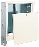 Шкаф коллекторный для гребенки встроенный 720х580х110мм Евростандарт