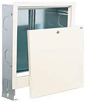 Шкаф коллекторный встроенный 970х580х110мм