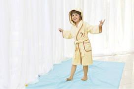 Детский махровый халат Пони