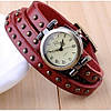 Часы наручные на длинном ремешке