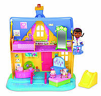 Клиника Doc McStuffins (Disney Clinic Dollhouse)