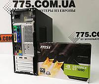 Компьютер Acer Veritone S670G, Q8300 (4x2.5GHz), RAM 8ГБ, HDD 250ГБ, GeForce GT 1030 2GB(новая), фото 1