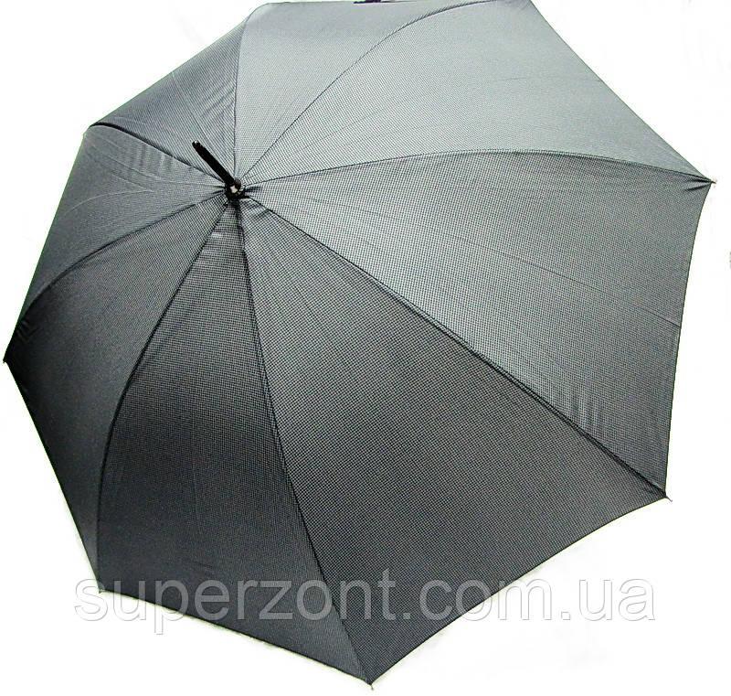 Мужской зонт-трость, полуавтомат DERBY Doppler 77267 P-2