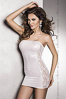 Сексуальное мини платье Vena white Passion