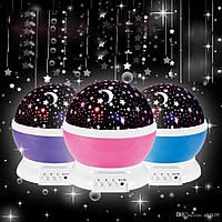 Ночник звездного неба Star Master Protection Lamp