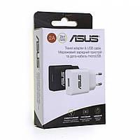 Зарядные устройства для ASUS YJ-06 2A с кабелем Micro USB ЧЕРНЫЙ